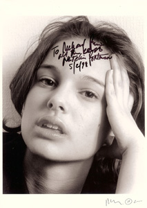 Richard Prince - Natalie Portman, 1998