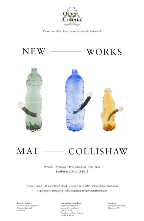 Mat Collishaw - Innercity Inhalers, 2012