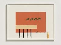 Richard Tuttle, For Case Hudson, Printer, 2013.
