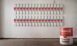 Andy Warhol - Campbell's Soup Cans - Skate decks