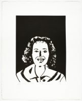 Alex Katz -You Smile and the Angels Sing - 2017 (Lysa)