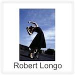 Robert Longo - Janet - limited edition print