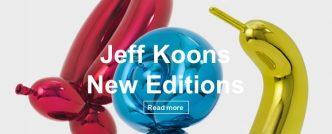 Jeff Koons - Balloon Edition - 2017