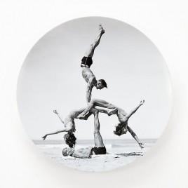 Jeff Koons - Bernardaud Limoges Plate
