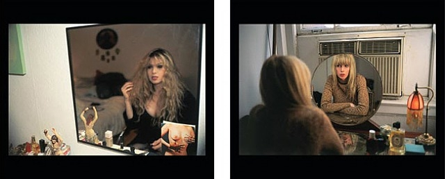 Nan Goldin -Joey in my Mirror, Set