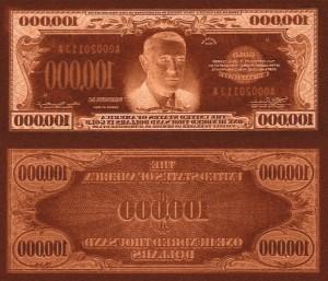 Rirkrit Tiravanija-untitled 2011 (print mo' money), 2011,