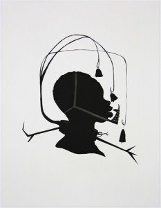 Kara Walker, Restraint, 2009