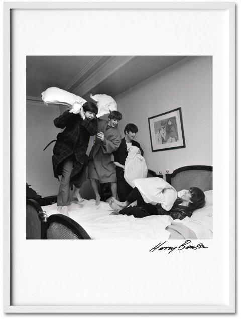 Harry Benson, The Beatles, 2012