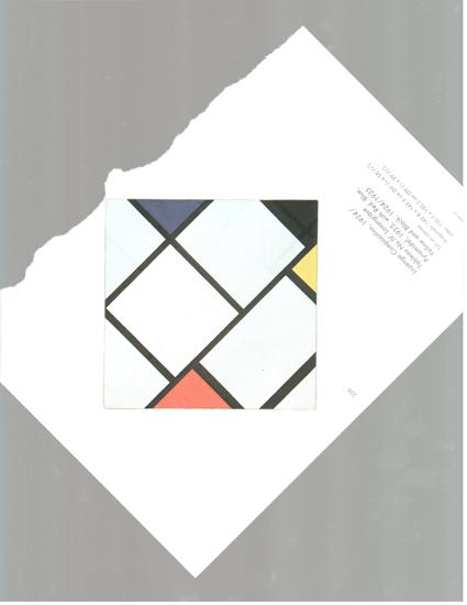 """Cory Arcangel - """"titled no. III"""", 2012."""