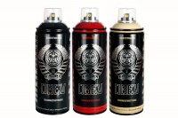 Shepard Fairey, Obey Spray Cans (1), 2012