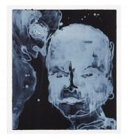 "Gert & Uwe Tobias - ""Untitled"" Lithograph"