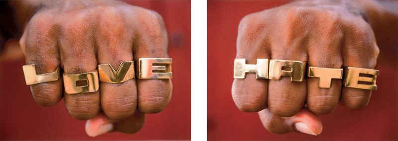 Isaac Julien, Love/Hate, 2006