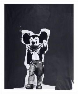 Paul McCarthy, Mickey Mouse, 2010