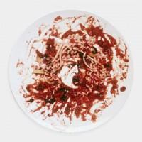 Vik Muniz, Medusa Plate, 1999 - Medusa Plate Multiple