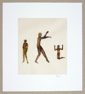 Nancy Spero - Torture of Women - 2009