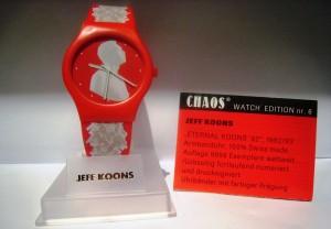 Jeff Koons, Eternal Koons, 1992