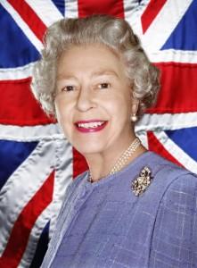 Rankin - The Queen, 2001