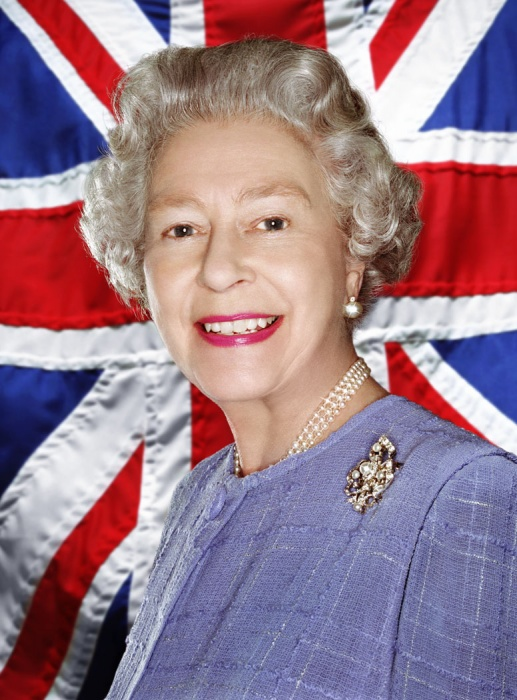 Rankin - The Queen, 2001
