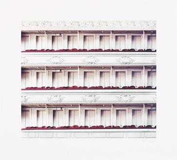 Candida Höfer -Conservatoire Royal Bruxelles, 2010