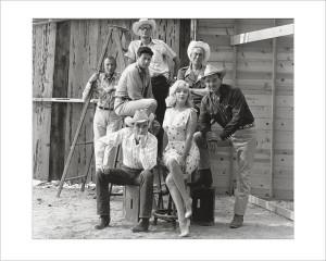 Elliott Erwitt, XXL Collector's Edition, The Misfits, Reno, Nevada, 1961