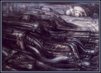 HR Giger - Biomechanioden, 1981