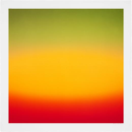 Hiroshi Sugimoto - Couleurs de l'ombre, 2012