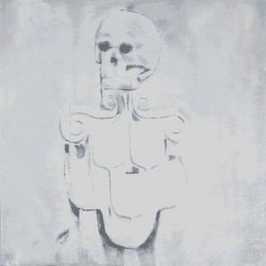 Luc Tuymans - Dead Skull, 2010.