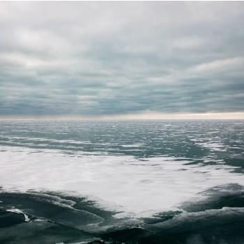 Lucinda Devlin- Lake Huron 12-23-2010 11:11am