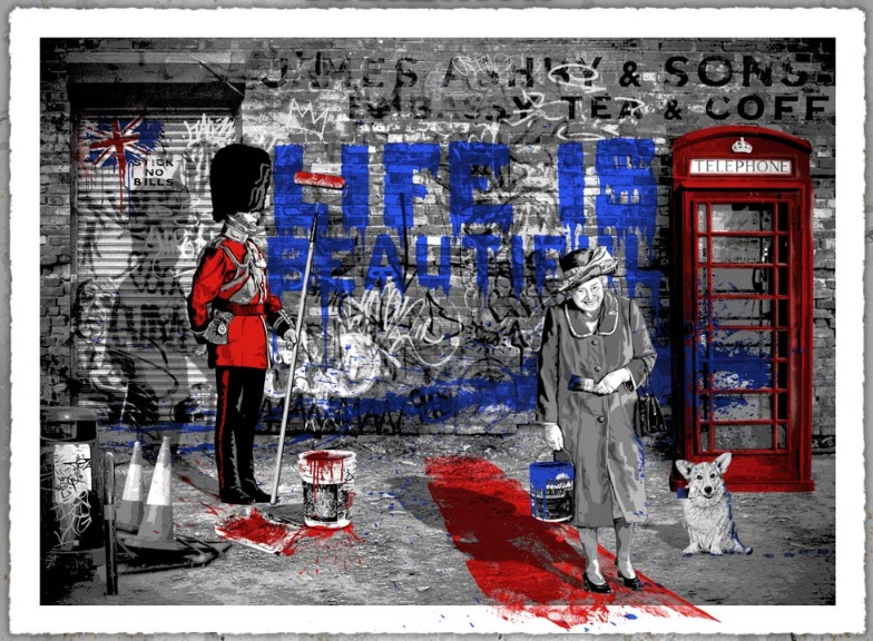 Mr Brainwash - Jubilation - 2012