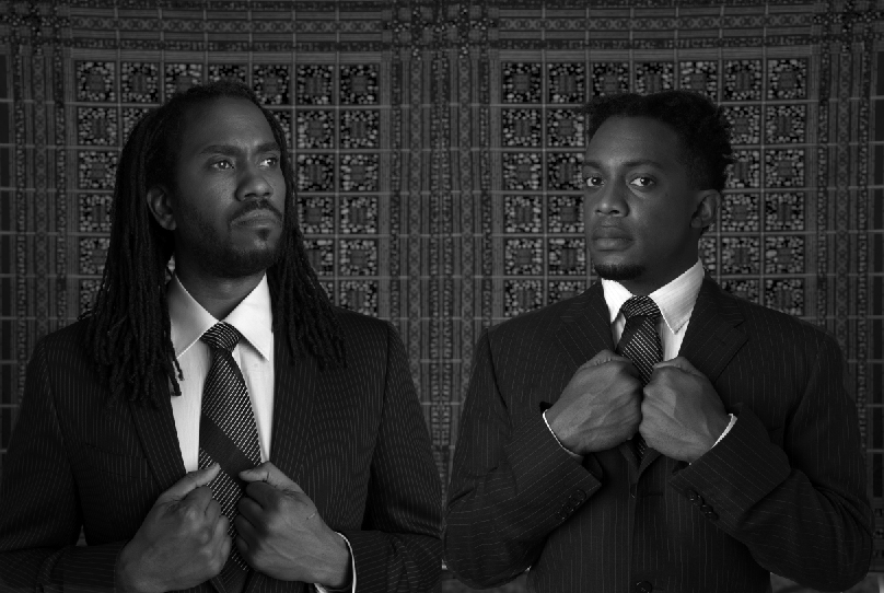 Rashid Johnson & Hank Willis Thomas, A Portrait of Two American Artists as Young Negro Scholars, 2008