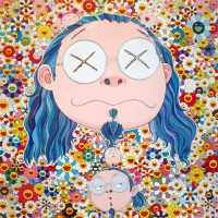 Takashi Murakami, Distressed Artist, 2009
