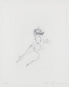 Tracey Emin - HRH - 2012