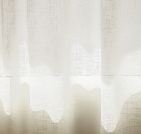 "Uta Barth, ""Untitled"" - from ""... and to draw a bright white line with light"", 2012."
