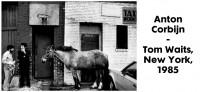 Anton Corbijn -Tom Waits, New York, 1985, 2012