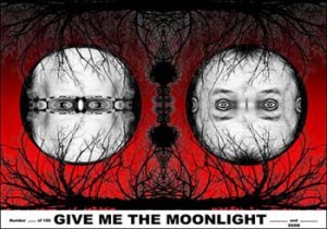 Gilbert & George - Give Me the Moonlight, 2008.