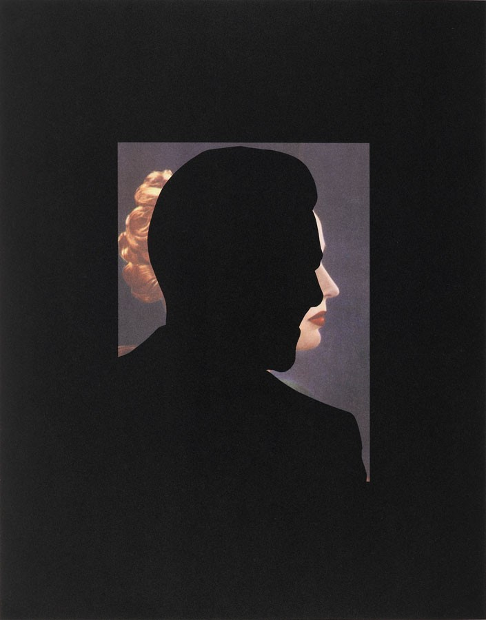 John Stezaker - Recto/Verso, 2012