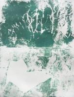 Nora Schultz - Paint on aluminium, 2012 (Portikus edition #176)