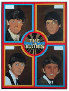 Sir Peter Blake, 'The Beatles', 1962, 2012