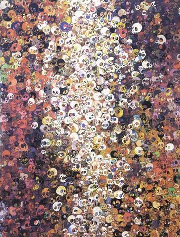 Takashi Murakami, I Know Not. I Know., 2010.
