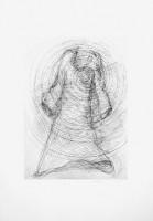Chiharu Shiota, Zustand des Seins, 2008.