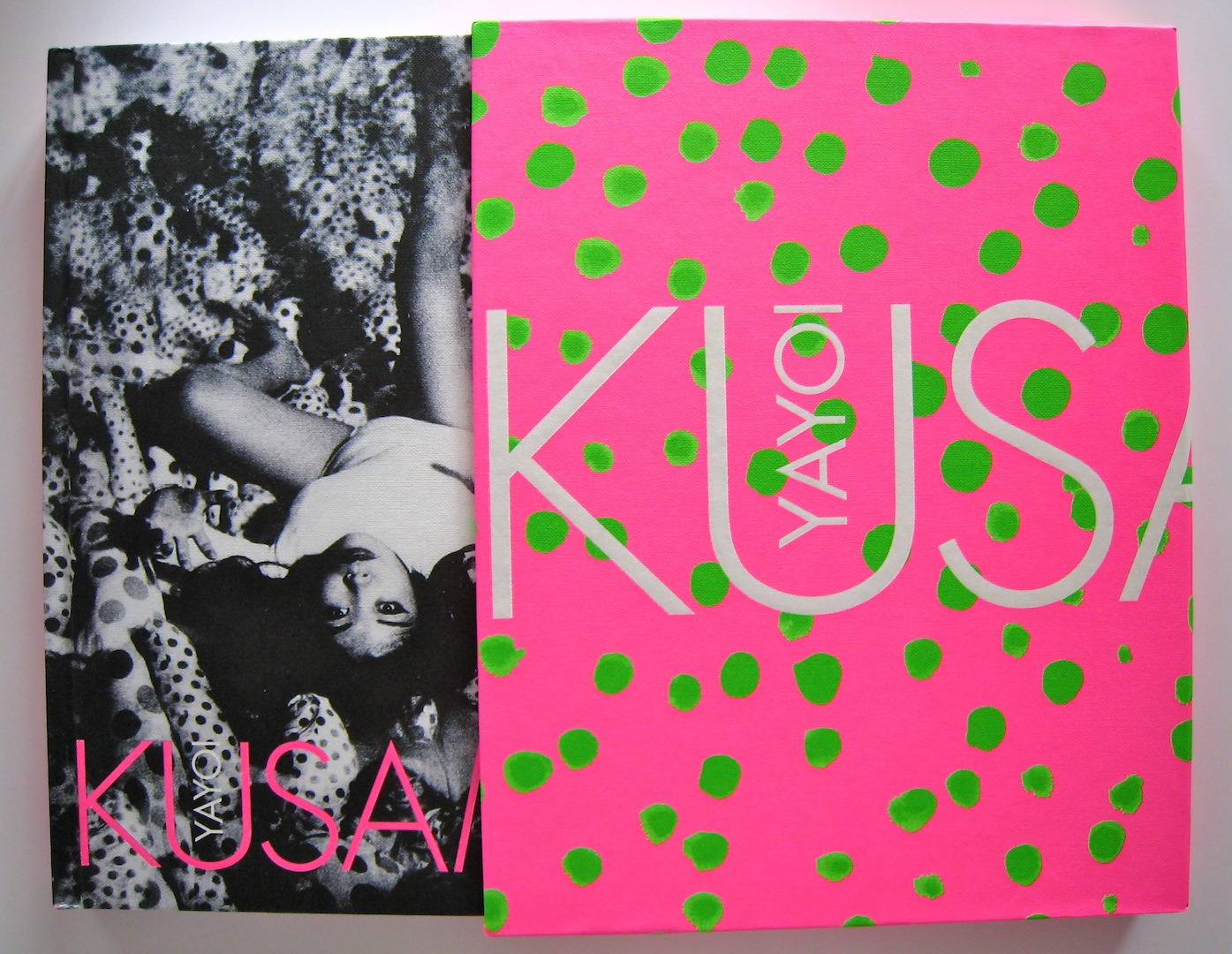 Yayoi Kusama, Tate exhibition book, 2012 (signed and numbered)
