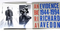 Richard Avedon Limited Edition Boxed Set.