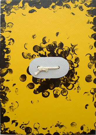 Richard Tuttle , Use of Time, 2012.