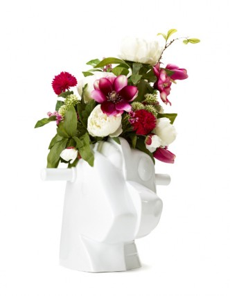 Jeff Koons, Split Rocker vase, 2013.