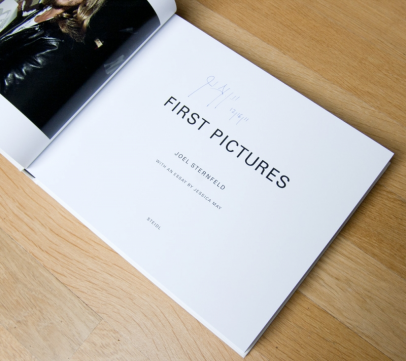 Joel Sernfeld - First Pictures, 2012.