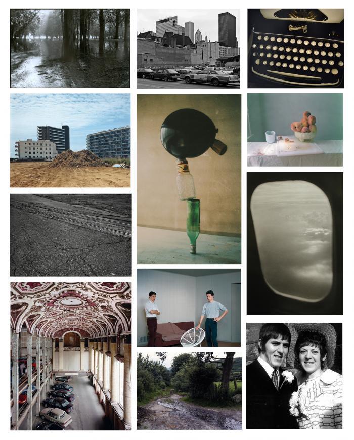 The Renaissance Society at the University of Chicago, limited edition photo portfolio, 2012.