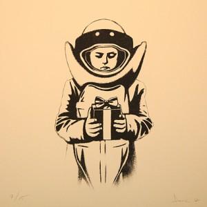 DOLK, Bomb Suit (White), 2012.
