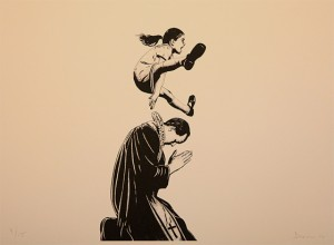 DOLK, Leap (White), 2012
