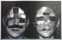 Jane & Louise Wilson, False Positive, False Negative, 2012