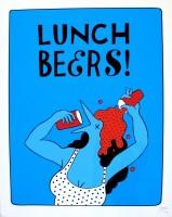 Parra, Lunch Beers (1), 2012.